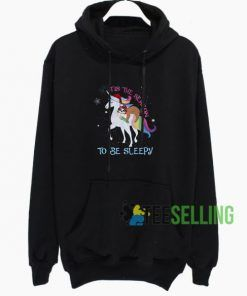 This Is The Season To Be Sleepy Hoodie Adult Unisex