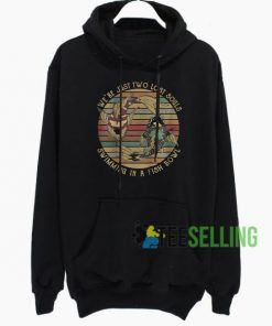 Were Just Two Lost Souls Hoodie Adult Unisex