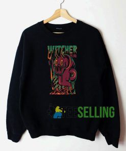 Witcher Unisex Sweatshirt Unisex Adult