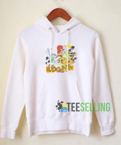 Woody The Woodpecker Hoodie Adult Unisex
