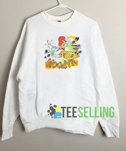 Woody The Woodpecker Sweatshirt Unisex Adult