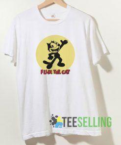 Felix The Cat T shirt Adult Unisex Size S-3XL