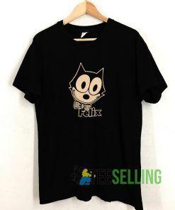 Felix The Cat Sonic T shirt Adult Unisex Size S-3XL