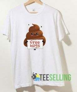 Free Hugs T shirt Adult Unisex Size S-3XL