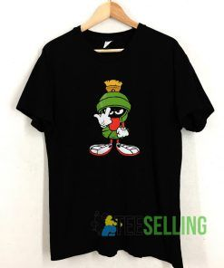 Fuck Marvin The Martian Funny T shirt Adult Unisex Size S-3XL