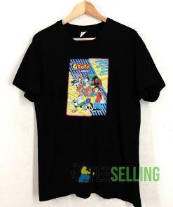 Goofy Movie T shirt Adult Unisex Size S-3XL
