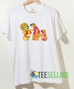 Hair Bear Bunch T shirt Adult Unisex Size S-3XL