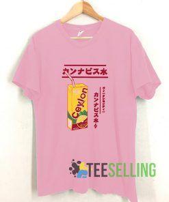 Lemon Juice T shirt Adult Unisex Size S-3XL