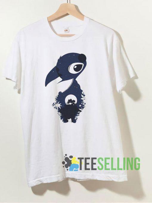 Lilo And Stitch Art Kids T shirt Adult Unisex Size S-3XL