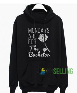 Mondays Are For The Bachelor Tacos Hoodie Adult Unisex