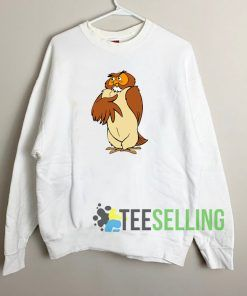 Smart Owl Unisex Sweatshirt Unisex Adult