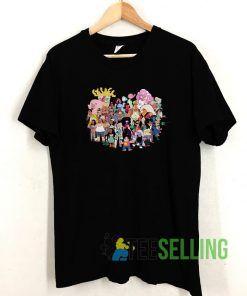 Steven Universe Art T shirt Adult Unisex Size S-3XL