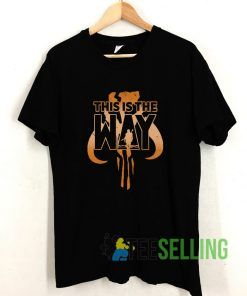 This Is The Way T shirt Adult Unisex Size S-3XL