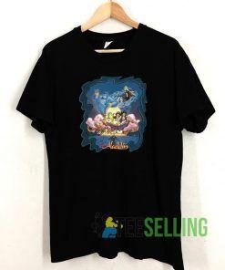 Vintage 1992 Aladdin T shirt Adult Unisex Size S-3XL