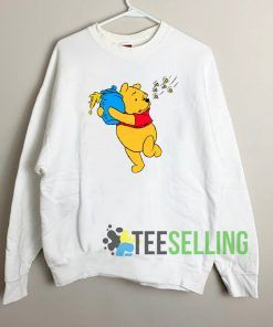 Winnie Pooh Unisex Sweatshirt Unisex Adult