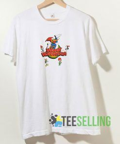 Woody Woodpecker And Friends T shirt Adult Unisex Size S-3XL