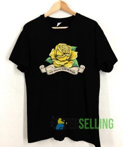 Yellow Rose Of Texas T shirt Adult Unisex Size S-3XL