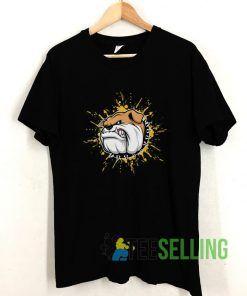 Angry Bulldog Buy T shirt Adult Unisex Size S-3XL