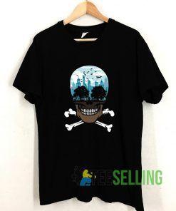 Death City Vector T shirt Adult Unisex Size S-3XL