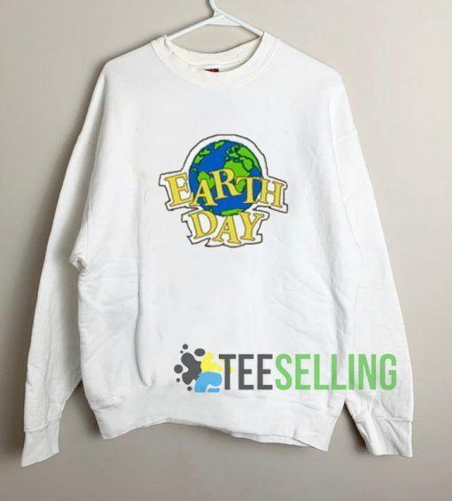 Earth Day Unisex Sweatshirt Unisex Adult