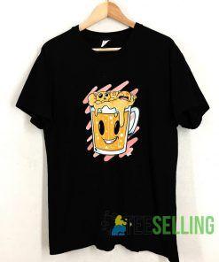Freezing Kitty T shirt Adult Unisex Size S-3XL