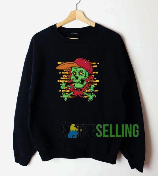 Hello Creeps Unisex Sweatshirt Unisex Adult