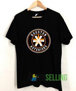 Houston Asterisks Vintage T shirt Adult Unisex Size S-3XL