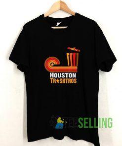 Houston Trashtros Asterisks Cheated T shirt Adult Unisex Size S-3XL
