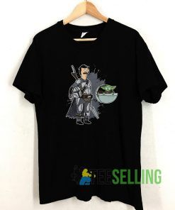 Style Pop Baby Yoda Graphic T shirt Adult Unisex Size S-3XL