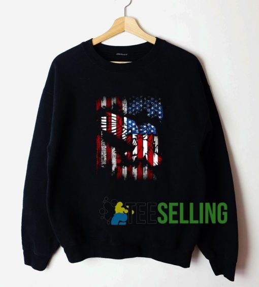 The Eagle Flag Buy Unisex Sweatshirt Unisex Adult
