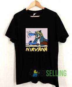 Too Soon Nirvana T shirt Adult Unisex Size S-3XL