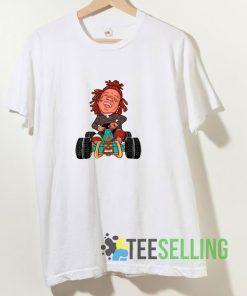 Trippie Red Illustration T shirt Adult Unisex Size S-3XL