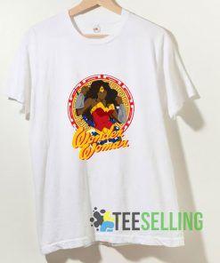 2018 Wonder Woman T shirt Adult Unisex Size S-3XL