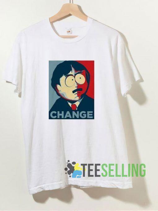 Change South park Randy T shirt Adult Unisex Size S 3XL