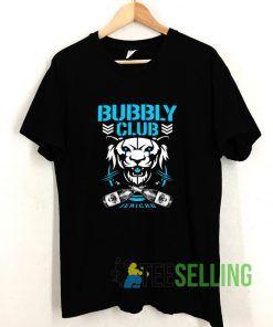 Chris Jericho Bubbly Club T shirt Adult Unisex Size S-3XL