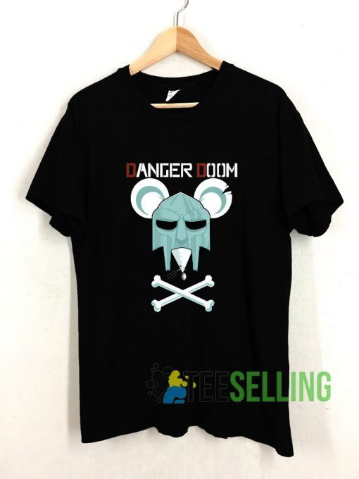 Danger Doom T shirt Adult Unisex Size S 3XL