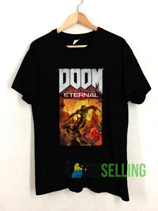 Doom Eternal T shirt Adult Unisex Size S 3XL