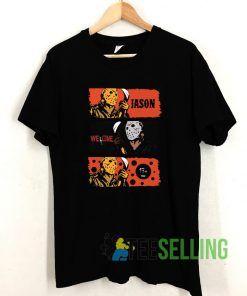 Friday 13th Jason T shirt Adult Unisex Size S-3XL