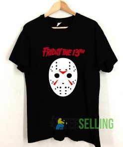 Friday The 13Th T shirt Adult Unisex Size S-3XL