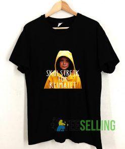 Greta Thunberg T shirt Adult Unisex Size S-3XL