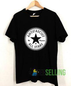 Greta Thunberg Antifa T shirt Adult Unisex Size S-3XL