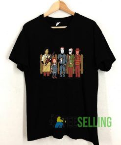 King of The Hill Horror T shirt Adult Unisex Size S-3XL