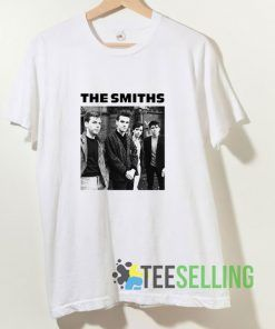 The Smiths Band T shirt Adult Unisex Size S-3XL
