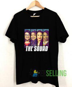The Squad AOC T shirt Adult Unisex Size S-3XL
