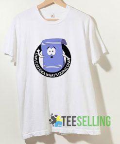 Towelie South Park Funny T shirt Adult Unisex Size S-3XL