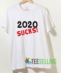 2020 Sucks Logo T shirt Adult Unisex Size S-3XL