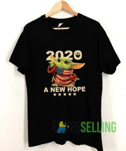 A New Hope Baby Yoda 2020 T shirt Adult Unisex Size S-3XL