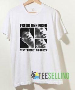 Chris Cuomo Fredo Unhinged T shirt Adult Unisex Size S-3XL