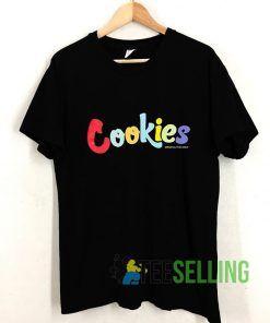 Cookies T shirt Adult Unisex Size S-3XL