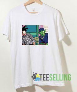 DBZ x Friday T shirt Adult Unisex Size S-3XL